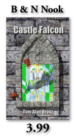 Barnes & Noble link for Nook version of Castle Falcon