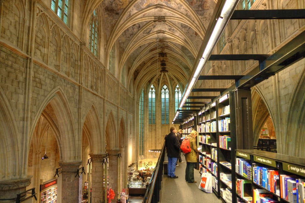 Bookstore in Holland