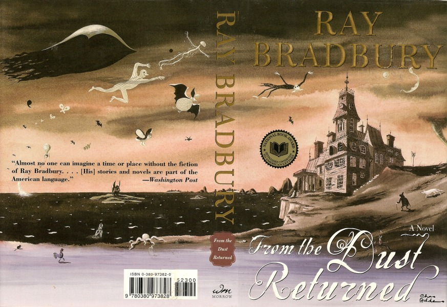 Charles Addams cover for print version of