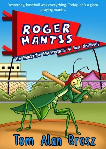 Roger Mantis Kindle cover